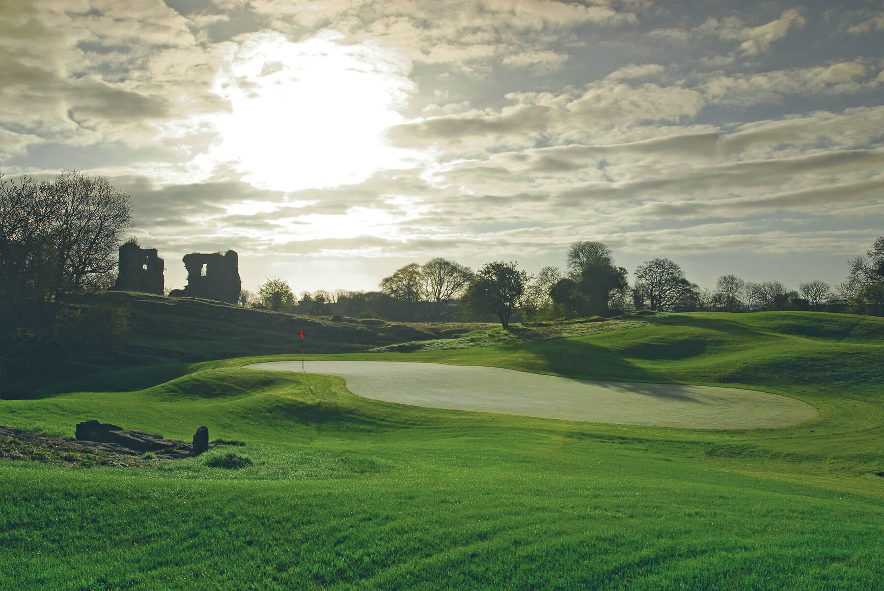 Castle Dargan Golf Club, Co.Sligo