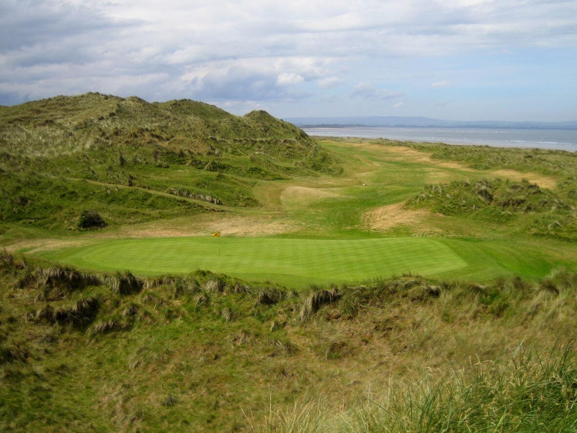 Enniscrone Golf Club, Co.Sligo
