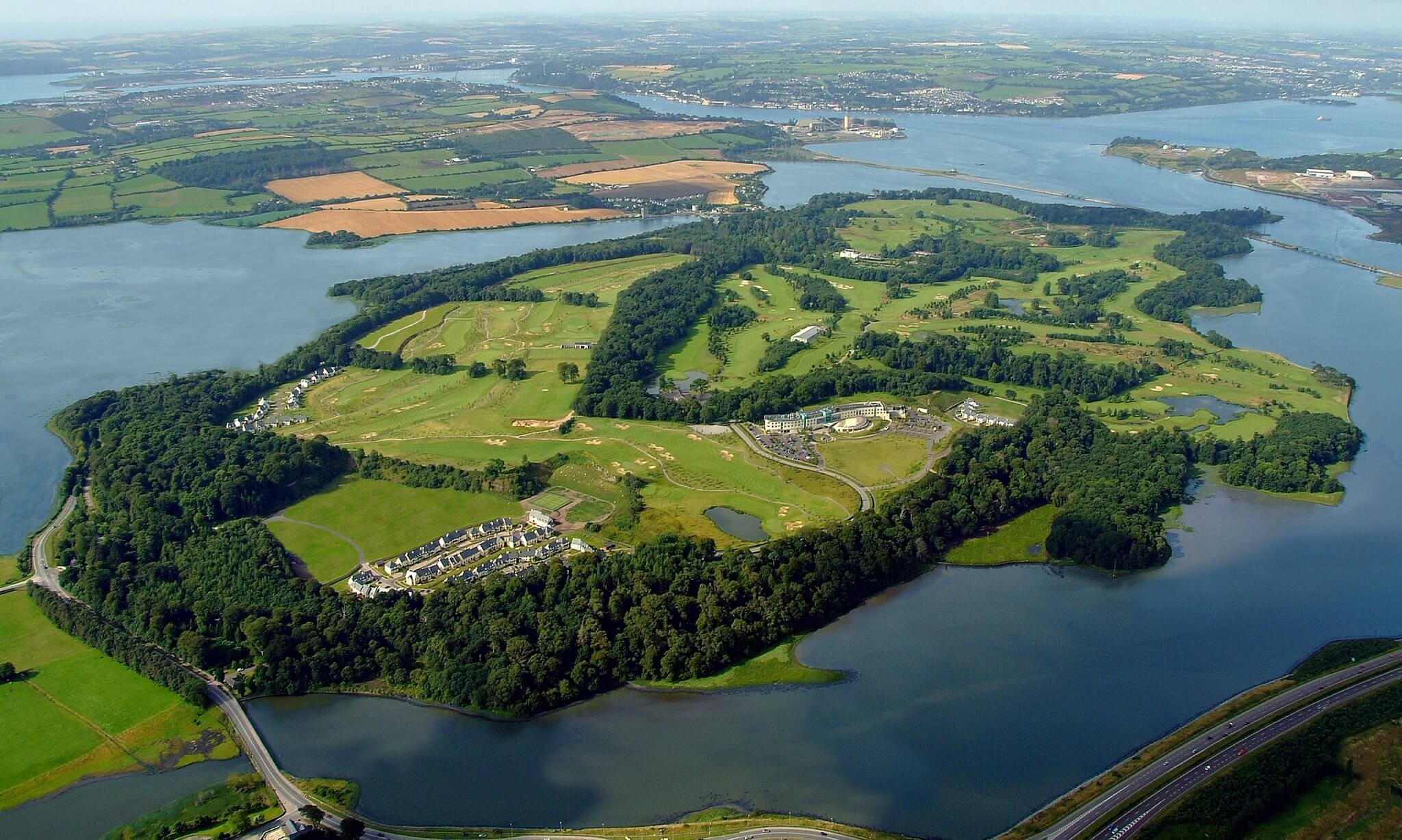 Fota Island Golf Resort, Cork