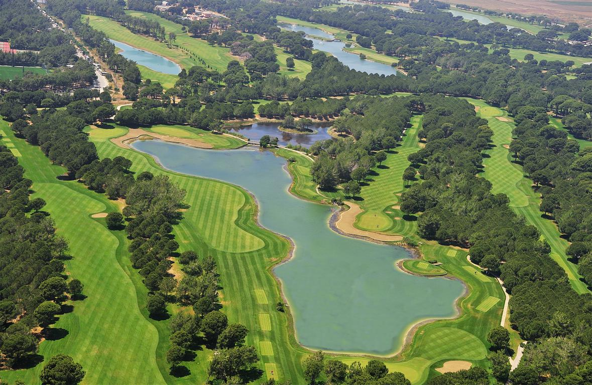 Gloria Golf (Gloria New, Gloria Old & Gloria Verde), Belek