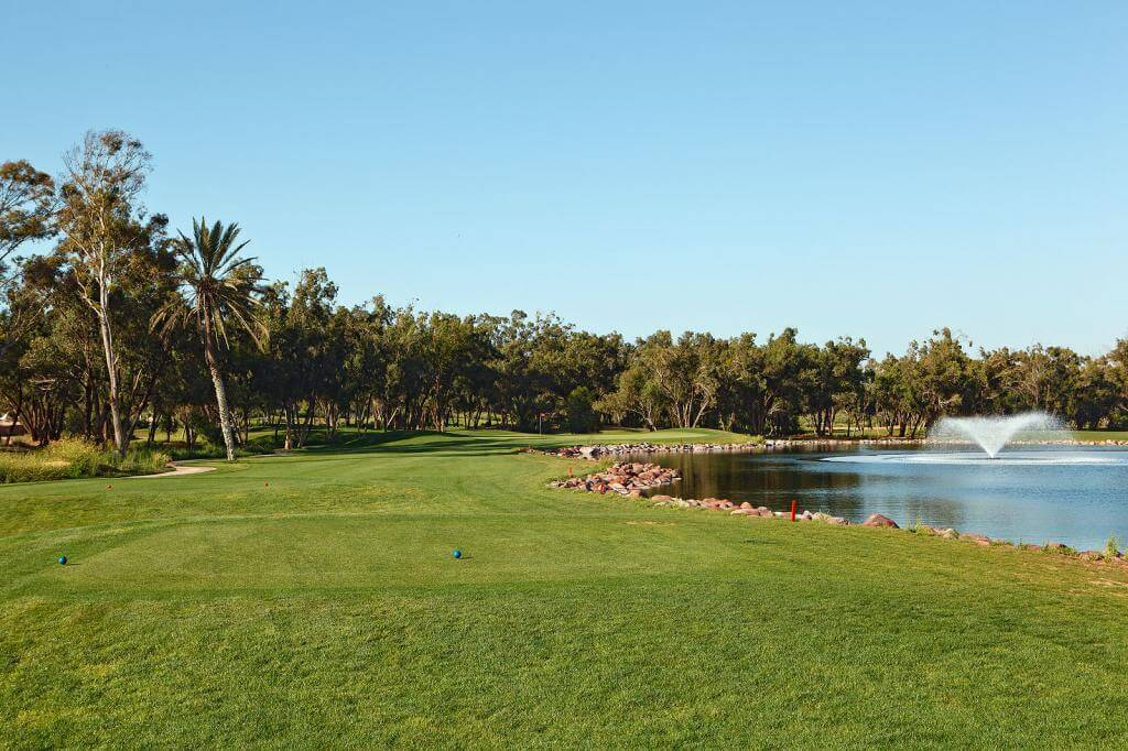 Golf De L'Ocean, Agadir
