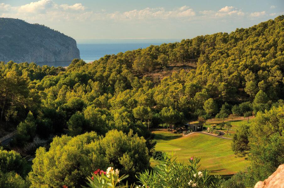 Golf De Andratx, Mallorca