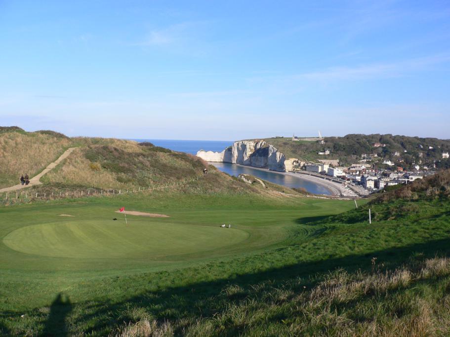 Golf D'Etretat, Normandy