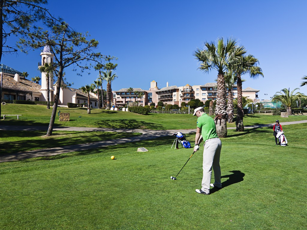 COSTA DE LA LUZ - 4* Islantilla Golf Resort