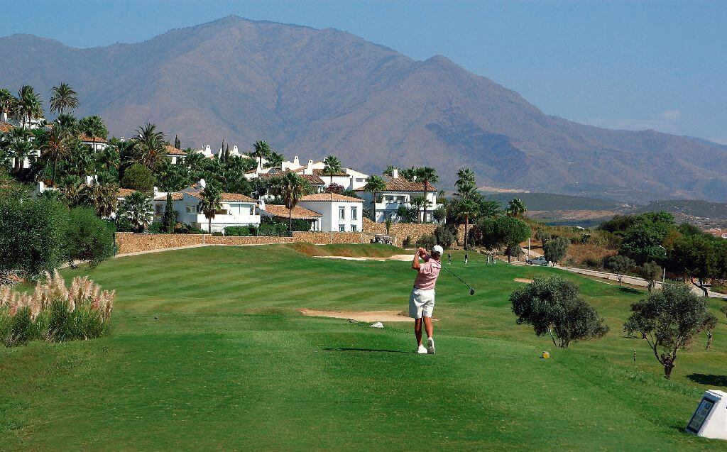 La Duquesa Golf, Estepona