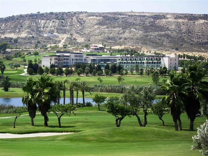 COSTA BLANCA - 5* La Finca Golf Resort