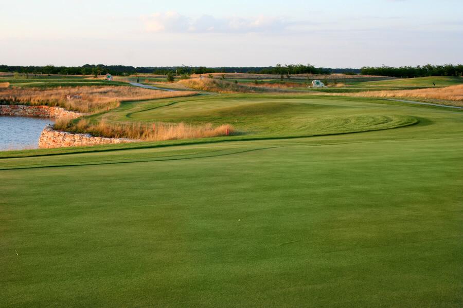 Lighthouse Golf Course, Balchik