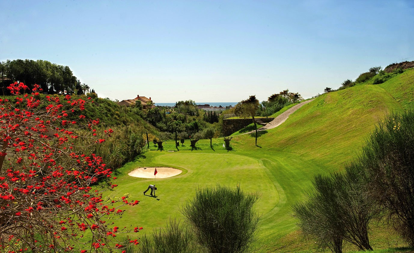 Los Flamingos Golf, Marbella