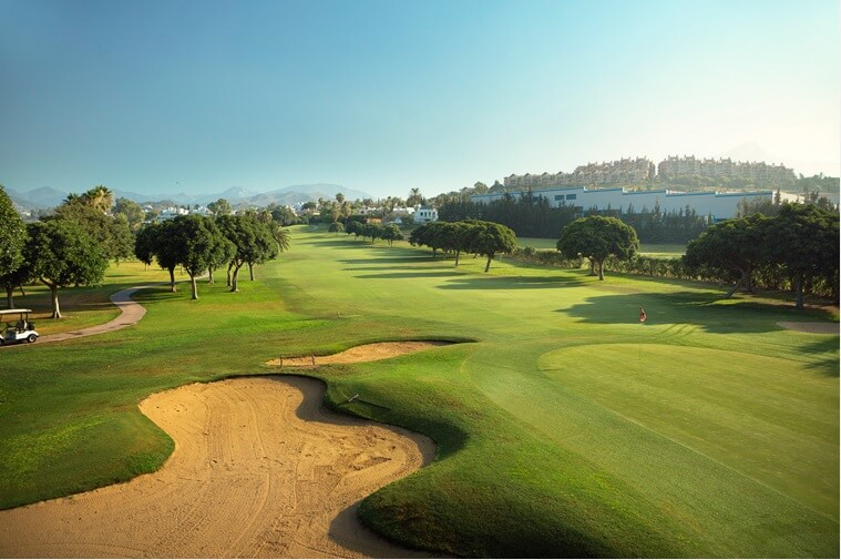 Los Naranjos Golf, Mijas Costa