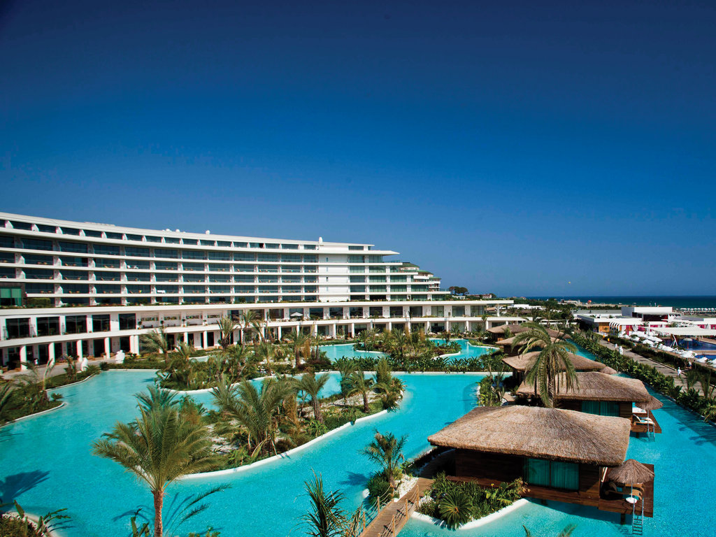 TURKEY - ALL INCLUSIVE - 5* Maxx Royal Golf And Spa