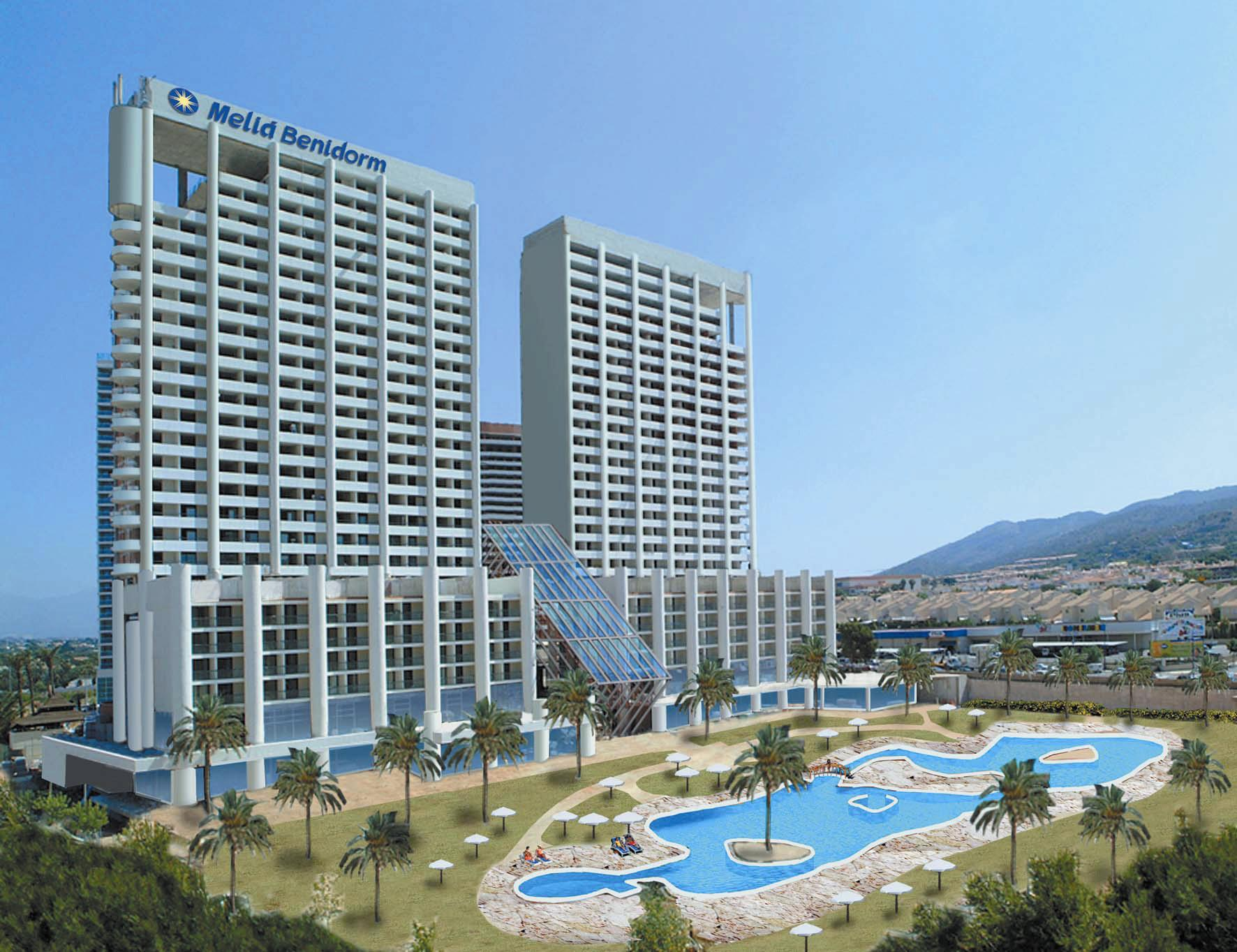 All Inclusive Spa Hotels In Benidorm