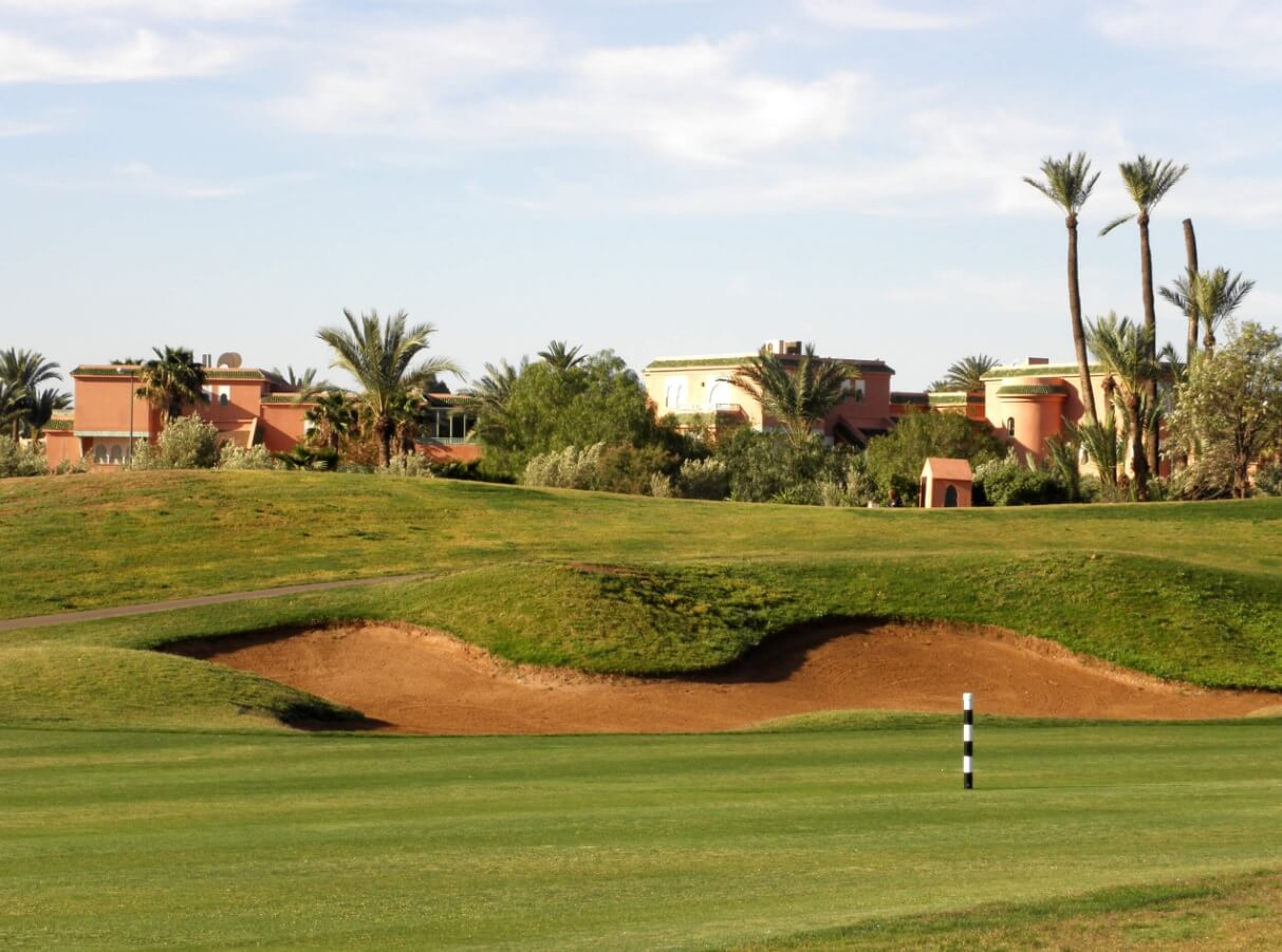 Palmerie Golf, Marrakech