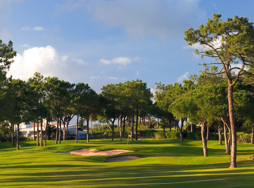 Pinheiros Altos Golf Course, Quinta do Lago
