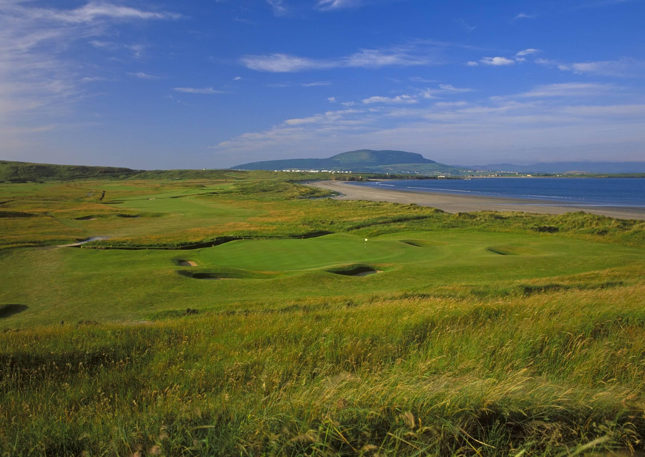 Rosses Point Golf Course, Co.Sligo