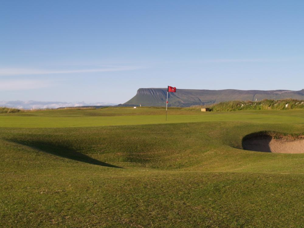 Rosses Point Golf Course, Co.Sligo