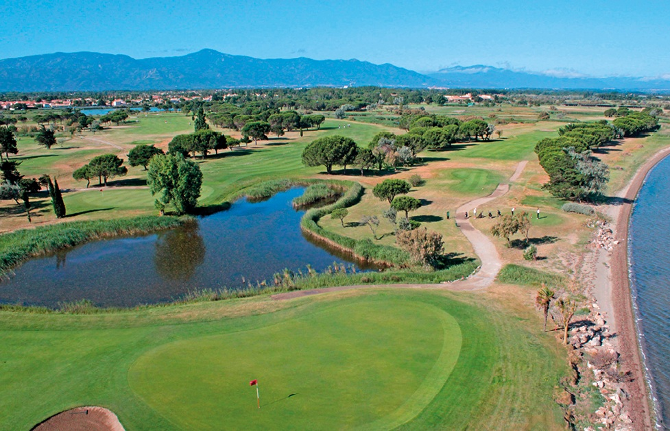 Saint-Cyprien Golf Resort, Perpignan (South of France)