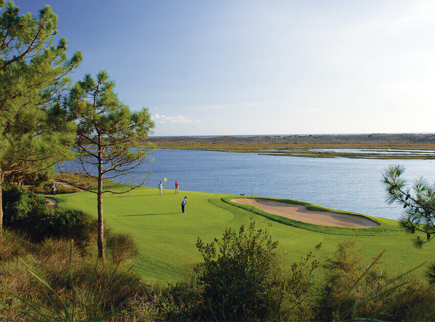 San Lorenzo Golf Course, Quinta do Lago