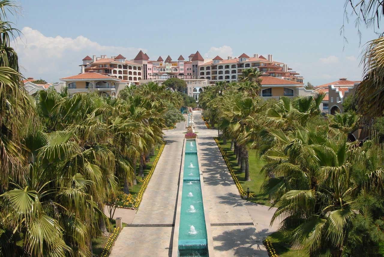 Sirene Hotel, Belek