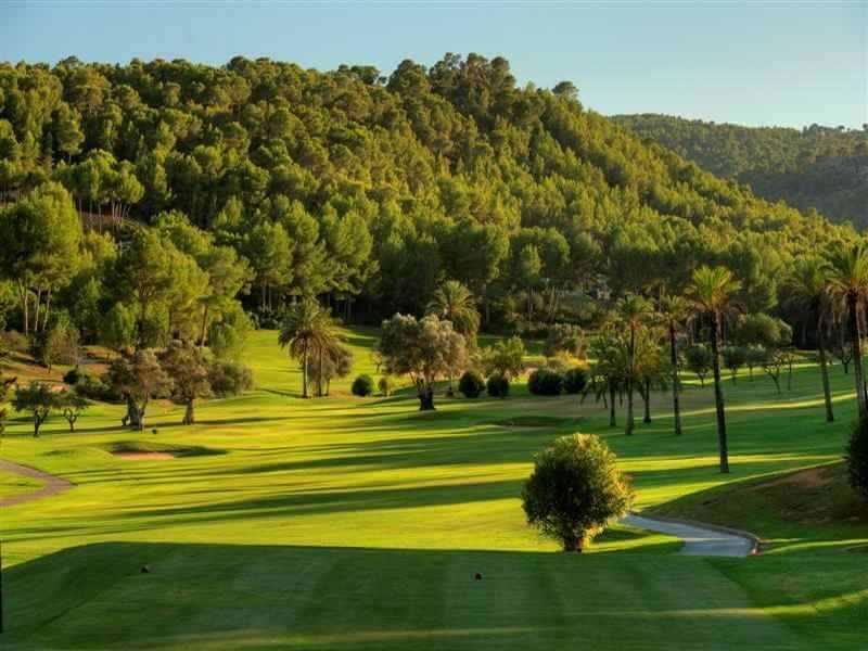 Son Vida Golf, Mallorca