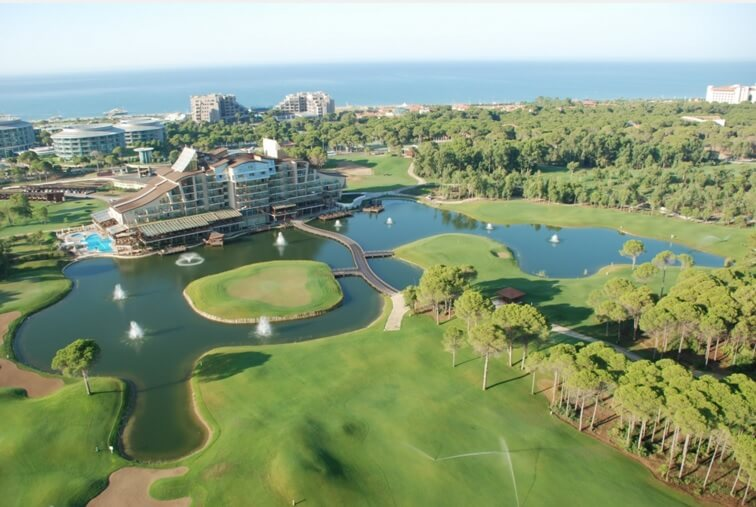 TURKEY - ALL INCLUSIVE - 5* Sueno Golf Resort