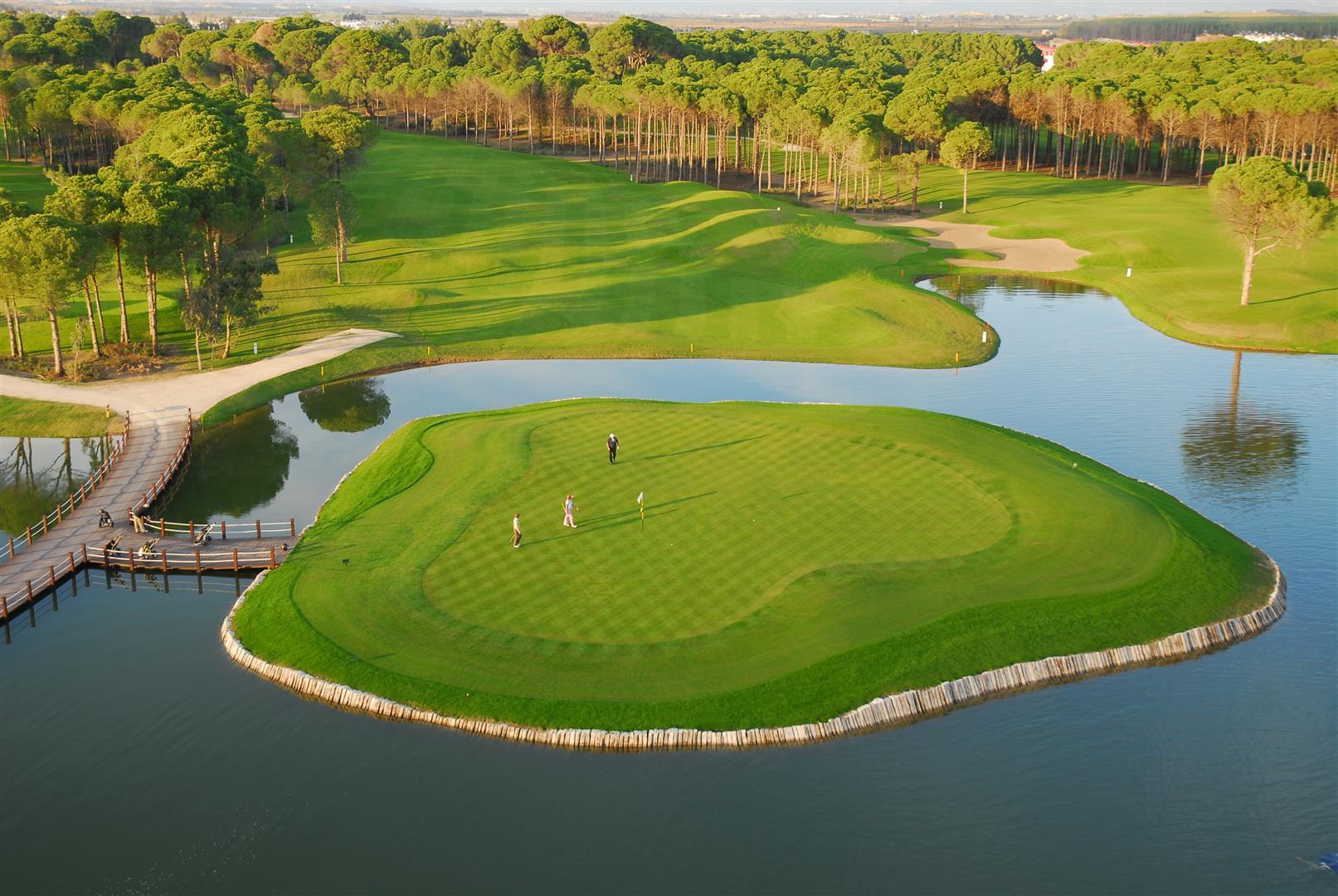 The Dunes (Sueno Golf Club), Belek