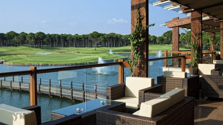 The Pines (Sueno Golf Club), Belek