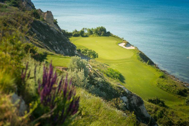 Thracian Cliffs Golf