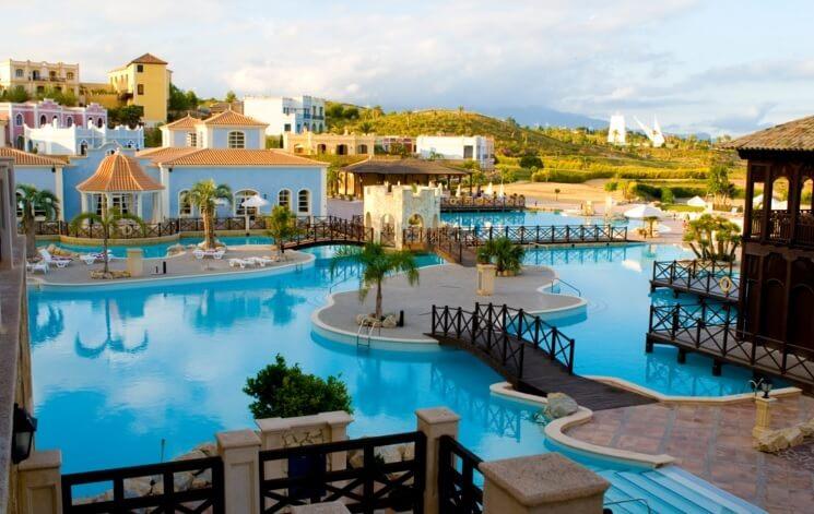Melia Villaitana Resort, Benidorm