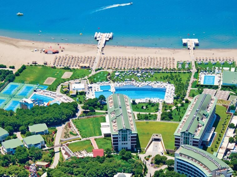Voyage Belek Golf And Spa, Belek