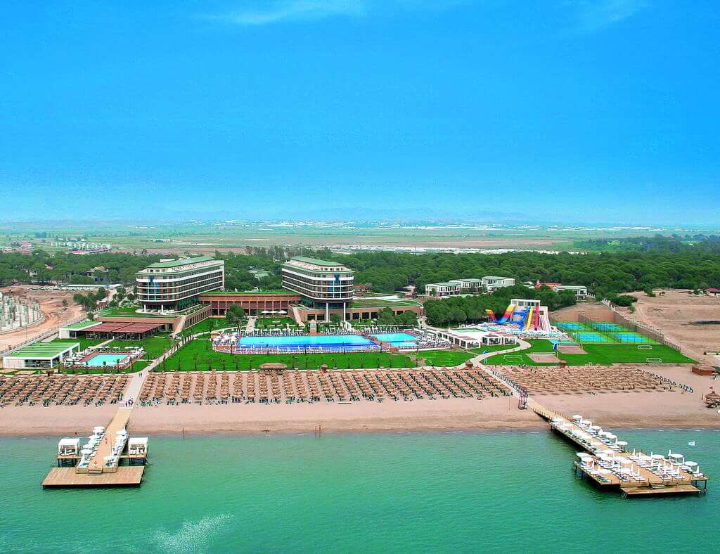 TURKEY – ALL INCLUSIVE – 5* Voyage Belek Golf And Spa