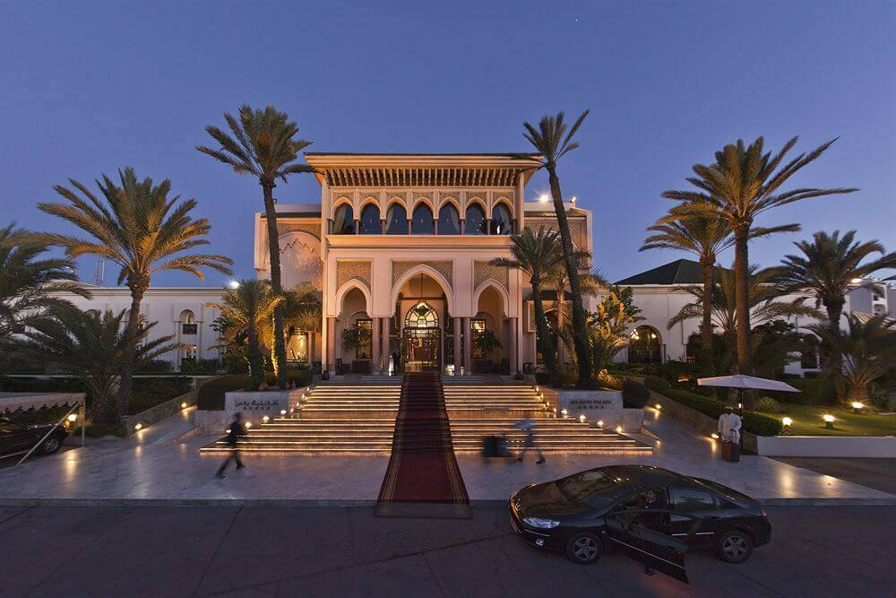 MOROCCO - 5* Atlantic Palace Agadir