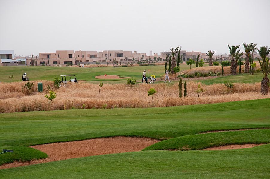 Golf Al Maaden, Marrakech