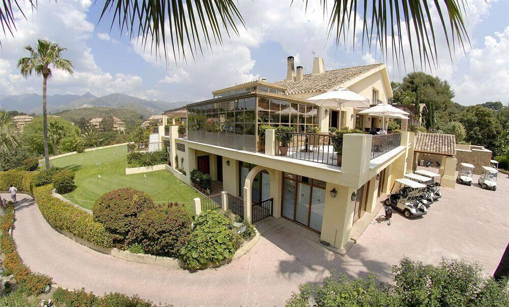 MARBELLA – 4* Rio Real Golf Hotel