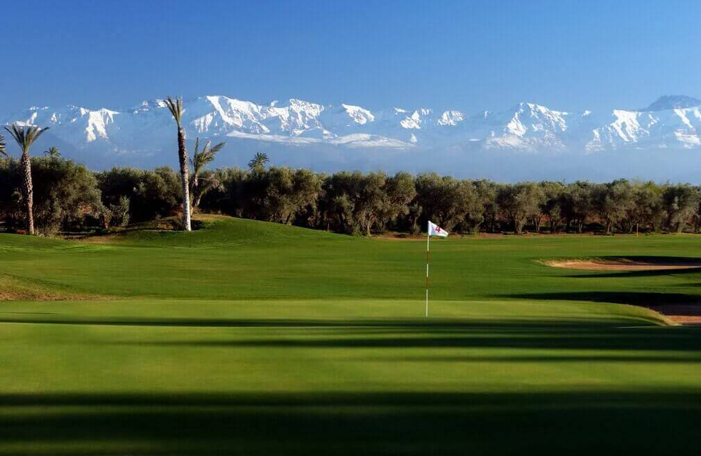 Royal Golf Marrakech, Marrakech