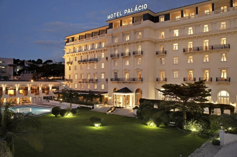 LISBON - 5* Palacio Estoril Hotel