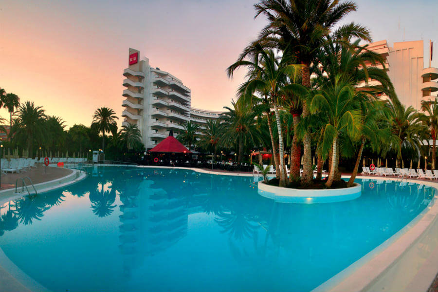 Aparthotel Riu Flamingo, Playa Del Ingles