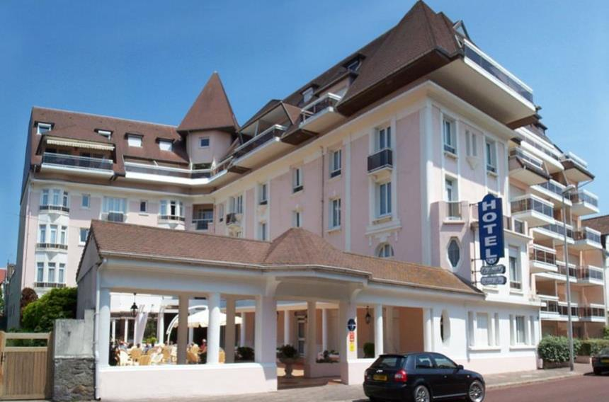 Hotel Bristol, Le Touquet