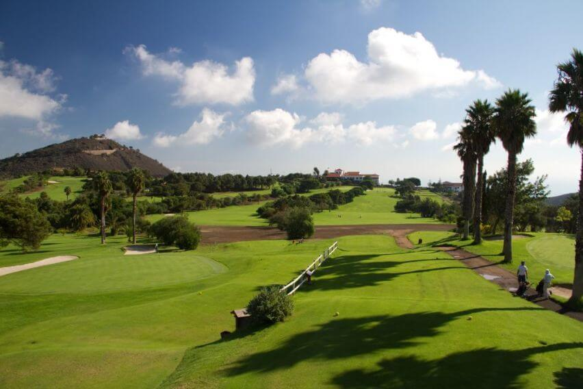 Real Club de Golf de Las Palmas, Las Palmas