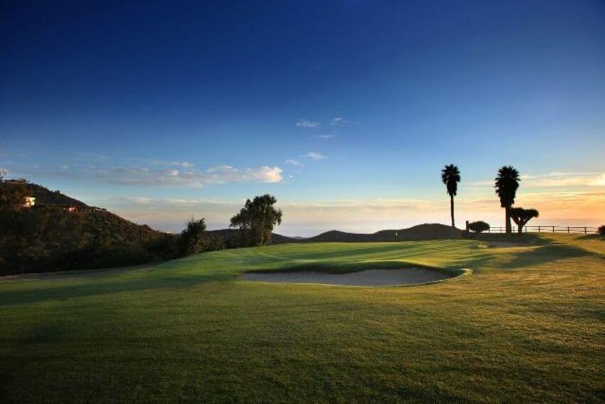 Real Club de Golf de Las Palmas, Las Palmas