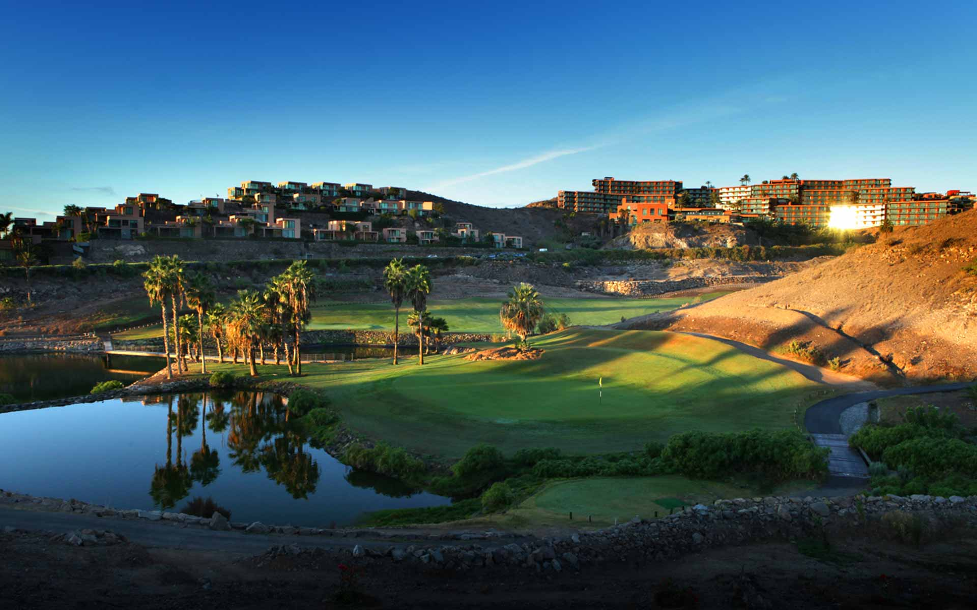 Salobre Golf (Old and North Courses), Maspalomas