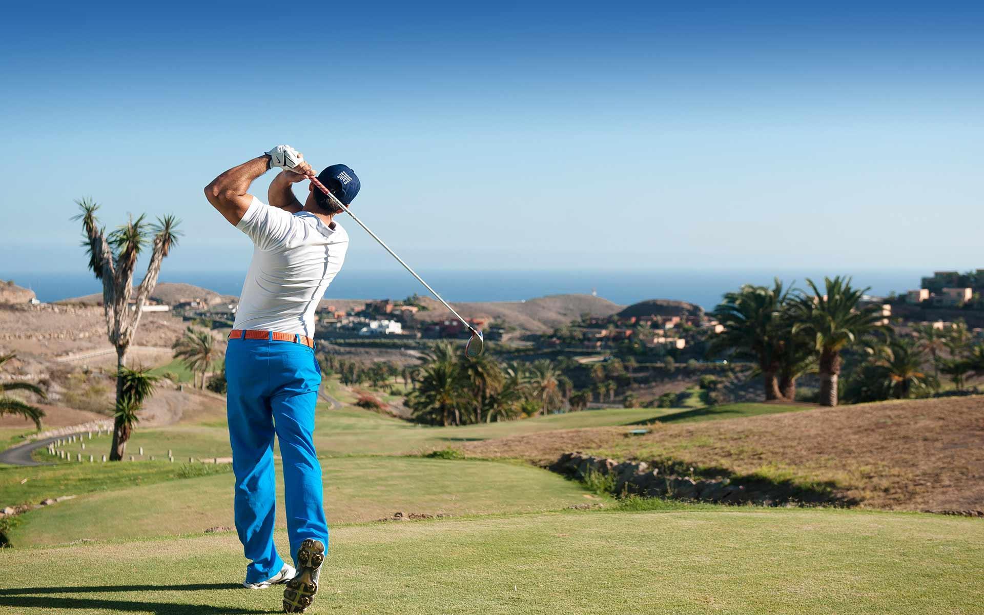 Salobre Golf (Old and North Courses), Maspalomas