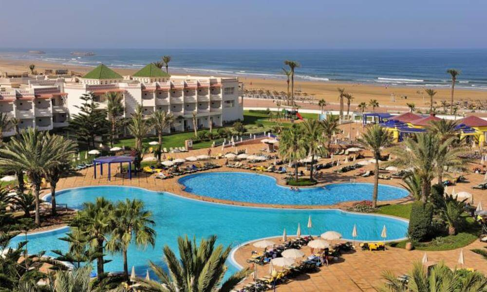 MOROCCO - ALL INCLUSIVE - 4* Iberostar Founty Beach Hotel Agadir