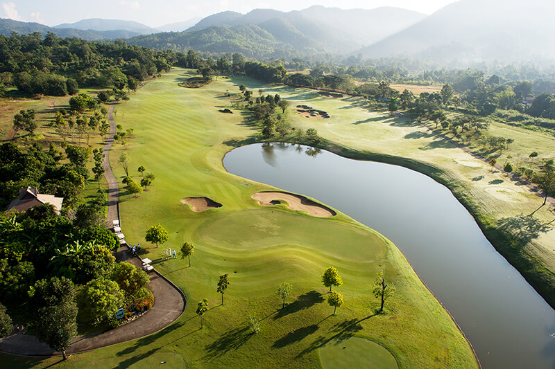 THAILAND - 10 Night Chiang Mai Golf Tour