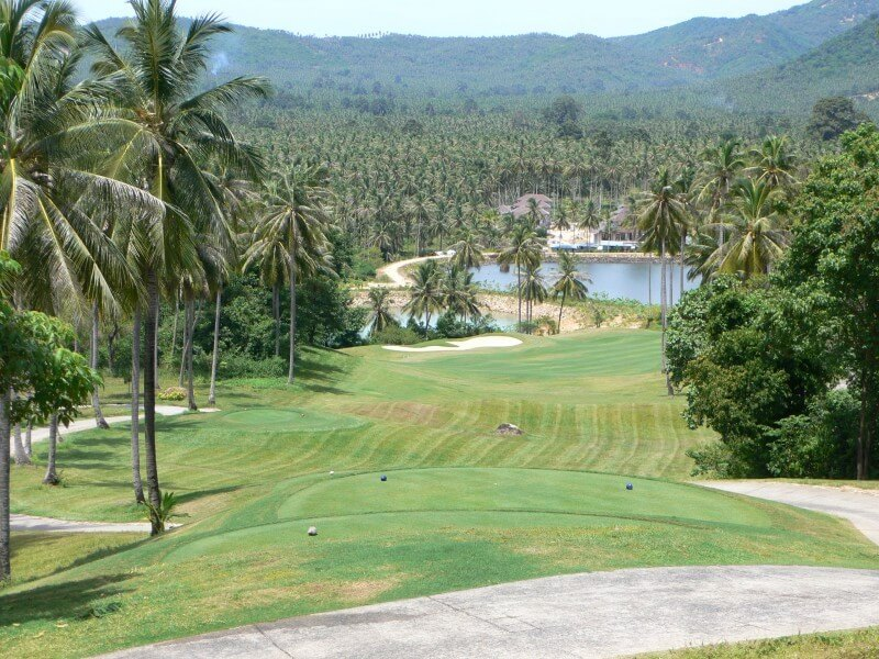 THAILAND - 7 Night Pattaya Golf Tour