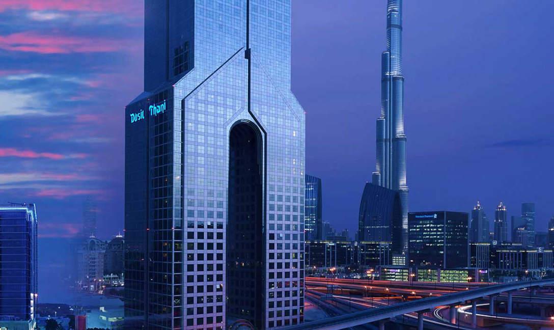 DUBAI - 5* Dusit Thani Dubai