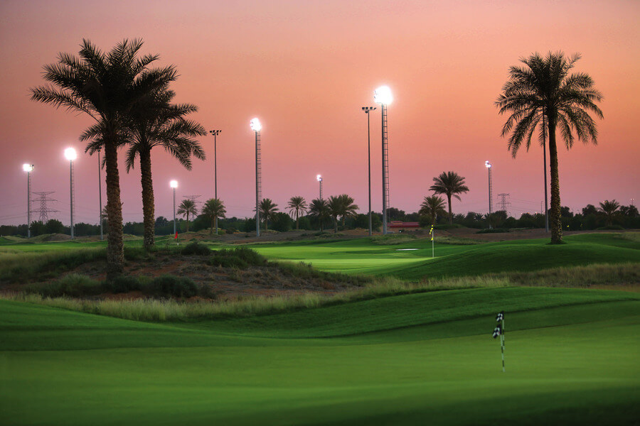 Al Ain Golf Club, Abu Dhabi