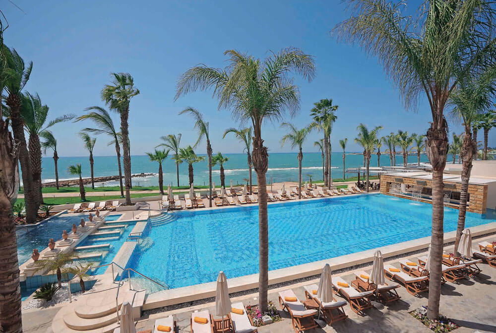 CYPRUS - 4* Alexander The Great Beach Hotel