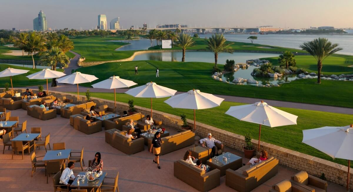 Dubai Creek Golf Club, Dubai