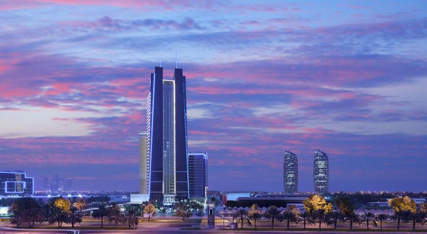ABU DHABI - 5* Dusit Thani Abu Dhabi