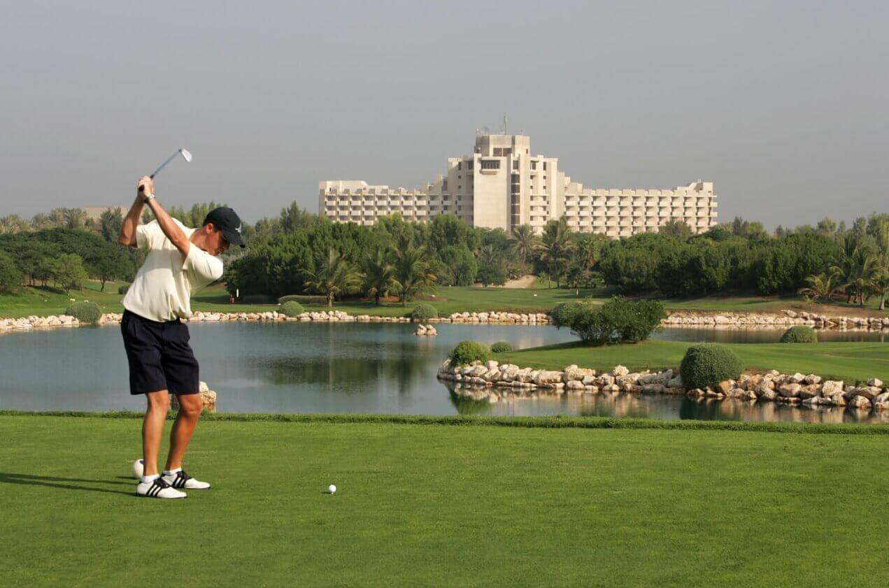 Jebel Ali Golf Club, Dubai